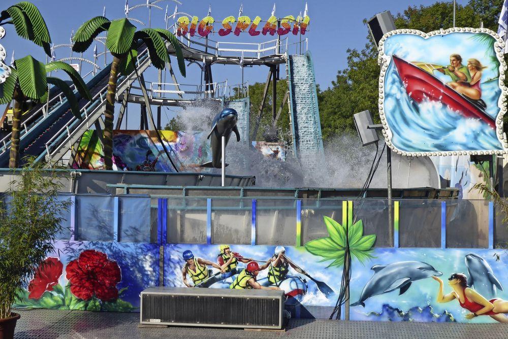 Big Splash in Leipzig