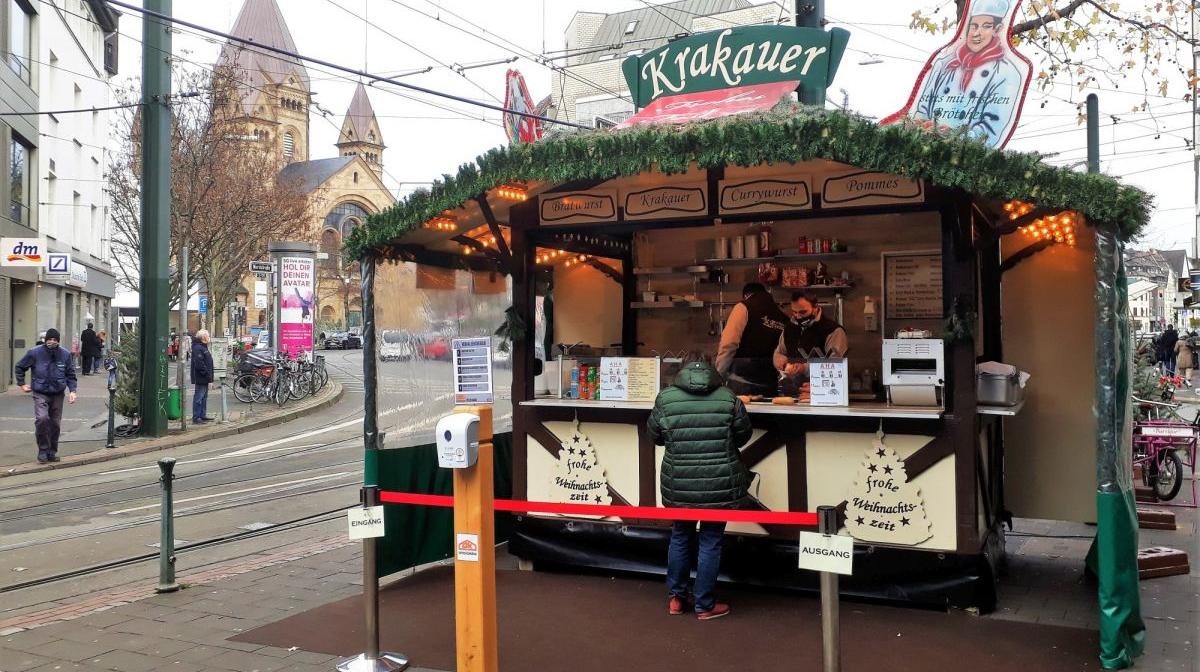 Winterzauber Düsseldorf - Impression