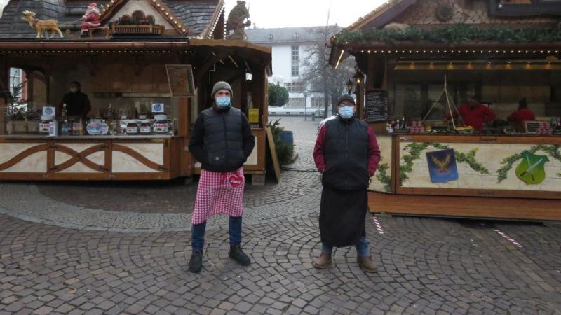 Heidelberg in der Weihnachtszeit- Beschicker!