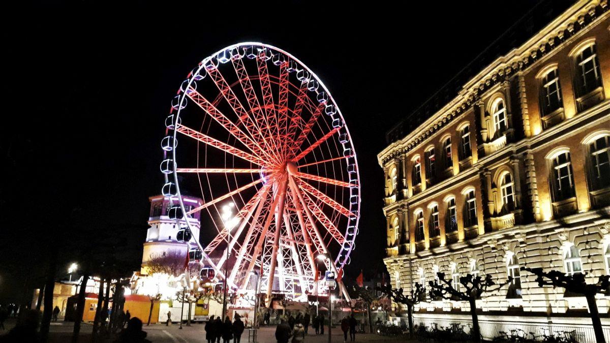 Wheel of Vision in Düsseldorf