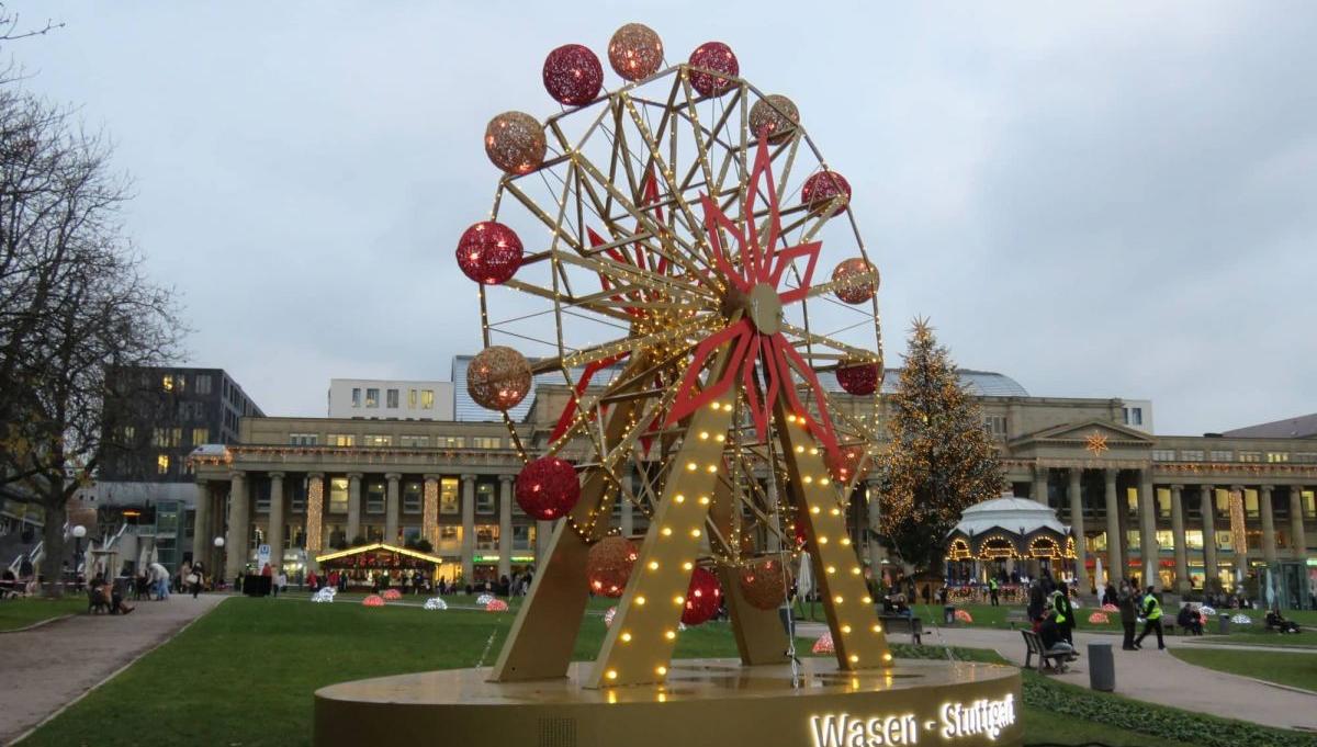 Adventszauber - Stuttgart - Impression